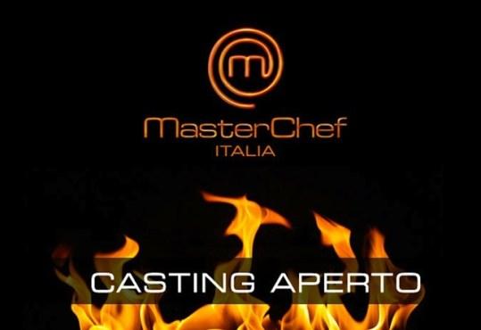 casting aperto per masterchef italia