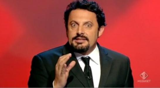 Iene show Enrico Brignano