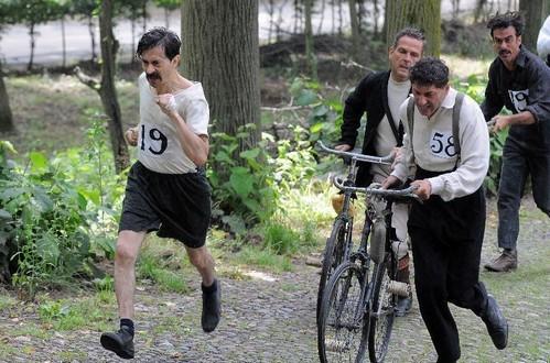 fiction il sogno del maratoneta