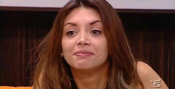 Ilenia Pastorelli, ex concorrente del Grande Fratello