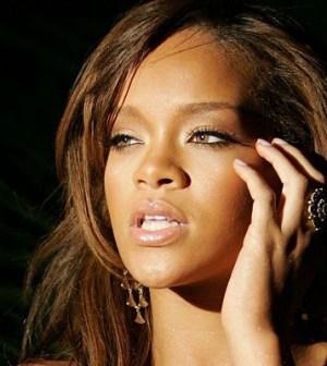 La cantante Rihanna