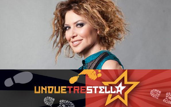 Un due tre stella la conduttrice Sabina Guzzanti