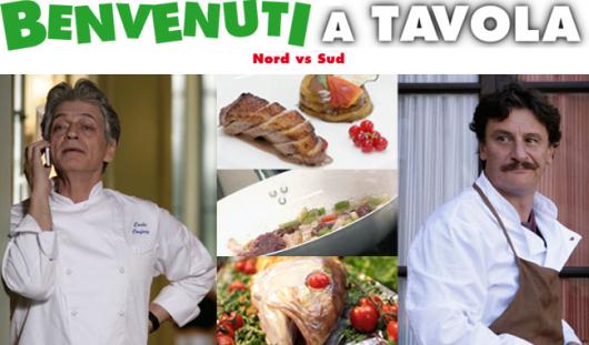 """Anticipazioni """"Benvenuti a Tavola.Nord vs Sud"""""""