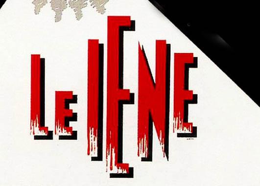 Le Iene Show, logo