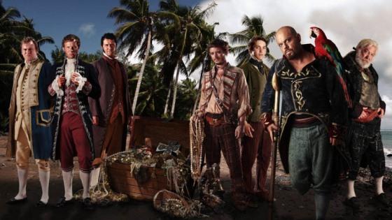 l'isola del tesoro 2012 il cast