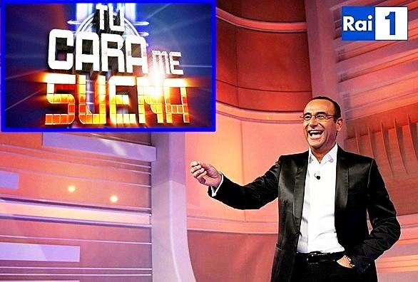 Carlo Conti al via stasera col nuovo show