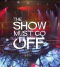 Lo studio di La7 di The show must go off