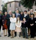il cast di un medico in famiglia 8