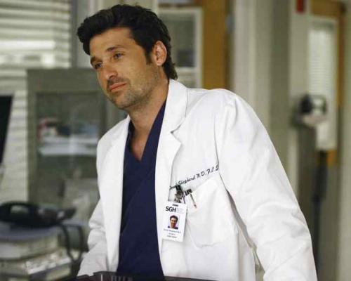 Grey's Anatomy Derek Sheperd