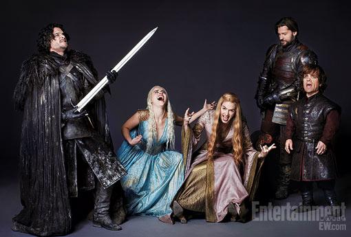 foto della serie tv il trono di spade 2