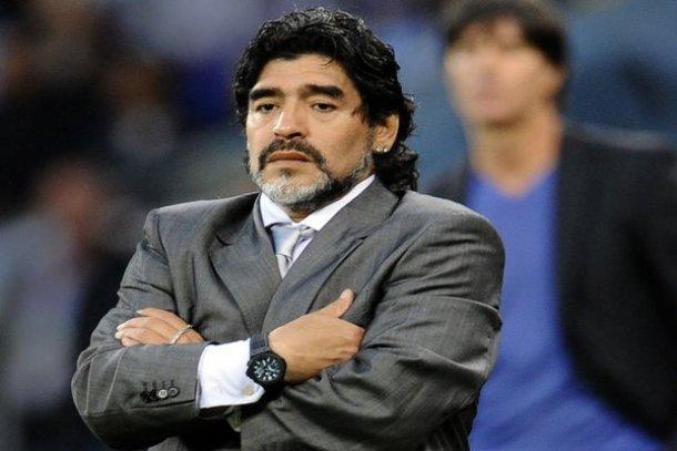 Maradona attacca Equitalia