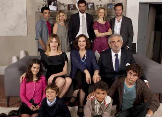 foto serie tv una grande famiglia
