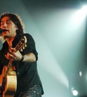 Foto di Ligabue in concerto