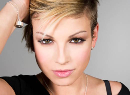 La cantante Emma Marrone