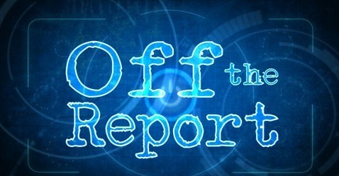 Off The Report: prima puntata su Rai3