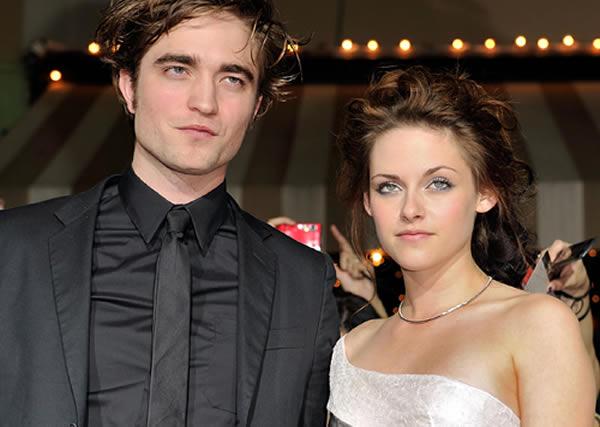 Robert Pattinson perdona Kristen Stewart