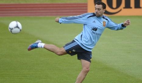 Xavi e casillas parlano dell'Italia. Domani big match Italia Spagna