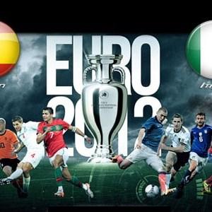 Foto Spagna vs Italia Euro 2012
