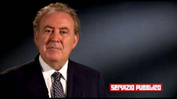 Michele Santoro Servizio Pubblico La7