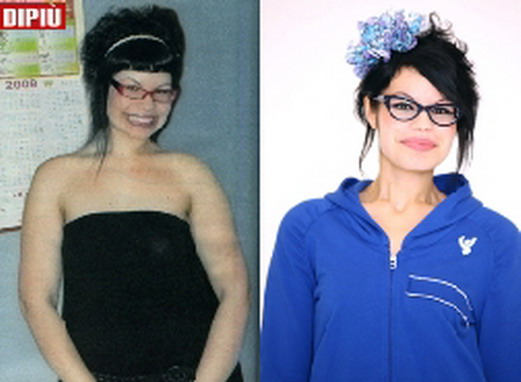 Claudia casciaro: ho perso 25 kg