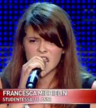 Foto di Francesca Michielin a X FACTOR 5