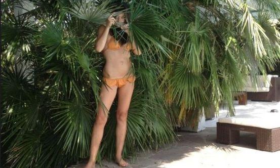 Foto di Laura Torrisi in bikini