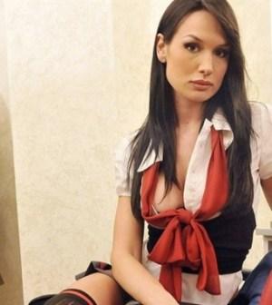 Nicole Minetti, spot sexy