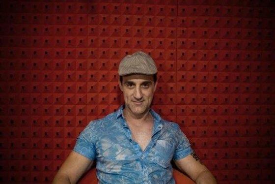 Aniello Arena nel confessionale del film Reality di Matteo Garrone