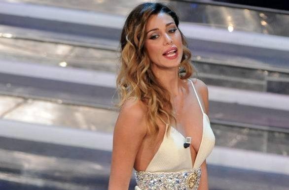 Foto di Belen Rodriguez che non sarà a Miss Italia