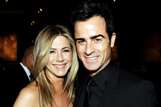 Jennifer Aniston e Justin Theroux si sposano