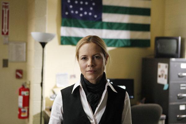 Prime suspect su La7: nel cast Maria Bello