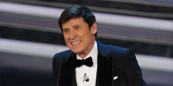 gianni morandi smoking conduce sanremo film