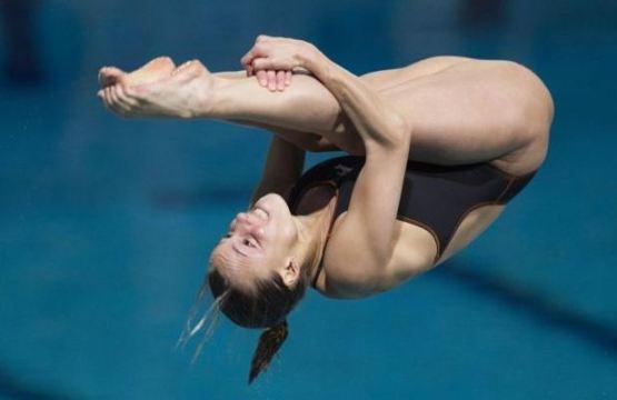 Foto di Tania Cagnotto Olimpiadi Londra 2012