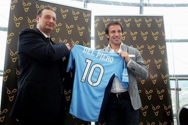 Alessandro Del Piero, Sidney FC su Mediaset Premium