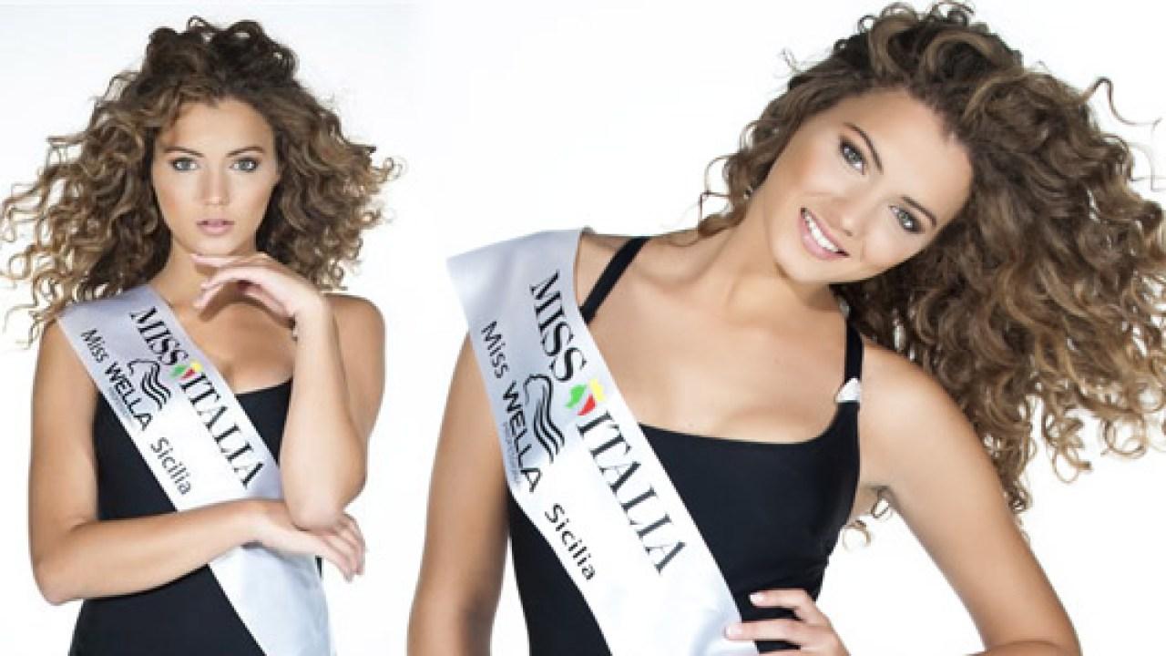 Giusy Buscemi Calendario.Giusy Biscemi E Miss Italia 2012 Lanostratv