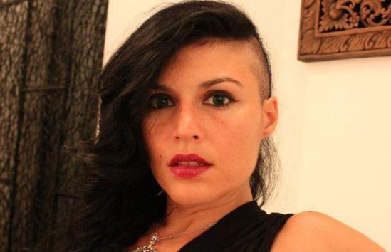 Foto di Giusy Ferreri nuovo look