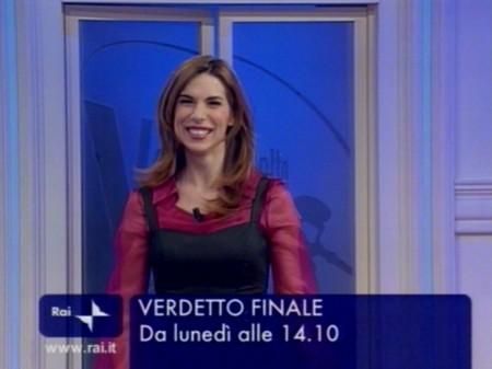 Domani torna Verdetto Finale