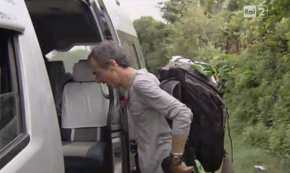 Foto di Antonio Pizza Pechino Express