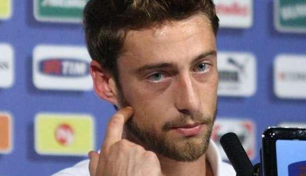 Claudio Marchisio della Juventus