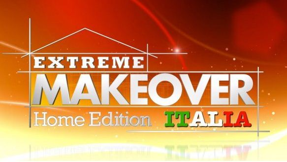 Extreme Makeover Home Edition Italia Canale 5 foto