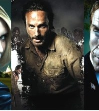 foto serie tv homeland e the walking dead