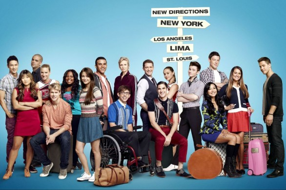 Glee 4, in arrivo episodio su Barbra Streisand