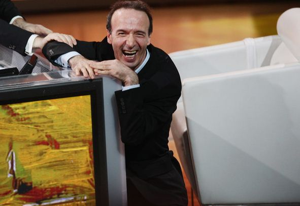 Foto di Roberto Benigni torna in tv