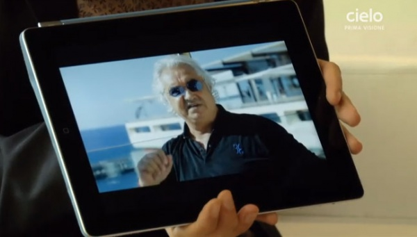 the apprentice flavio briatore tablet