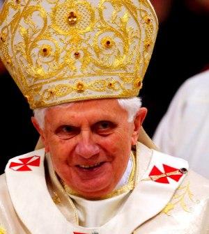 Papa Joseph Ratzinger su Twitter
