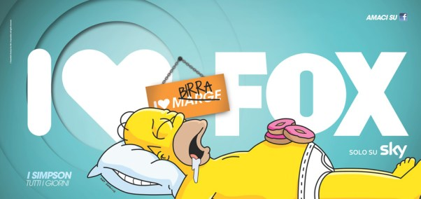 Campagna comunicazione fox
