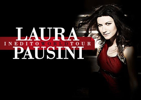 inedito world tour laura pausini