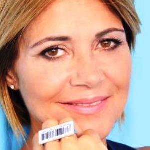 Elsa Di Gati conduce Codice a barre