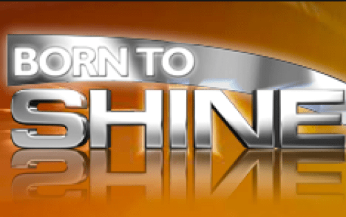 foto del logo di born to shine