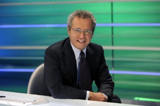 Enrico Mentana e l'intervista a Beppe Grillo